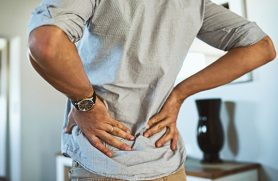 Managing chronic pain with exercise